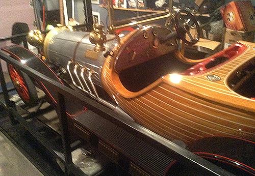 Chitty Chitty Bang Bang Car Replica Chitty Bang Bang Movie Car